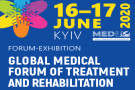 Global medical exhibition and forum of treatment and rehabilitation 2020