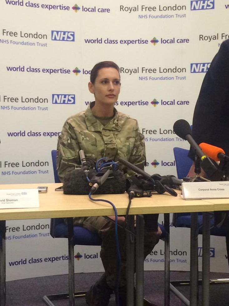 Британская пациентка излечилась от вируса Эбола после экспериментальной терапии
