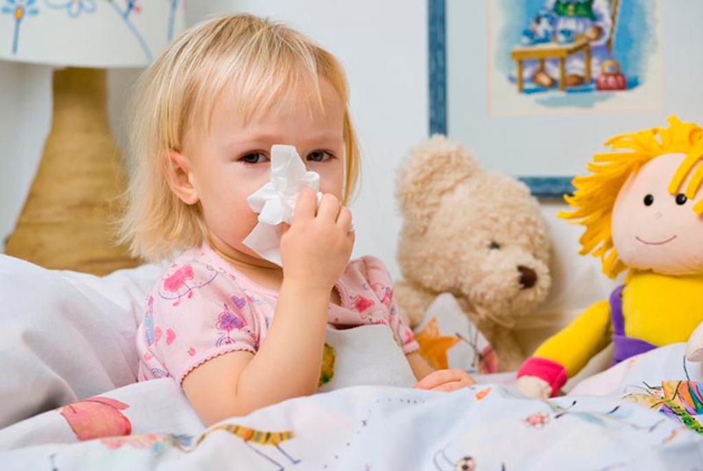 Улучшение течения аллергического и неаллергического ринита:  вторичное преимущество аденоидэктомии у детей