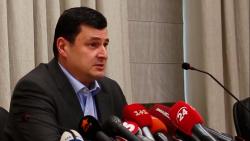 Министр МЗ Украины Александр Квиташвили написал заявление об отставке