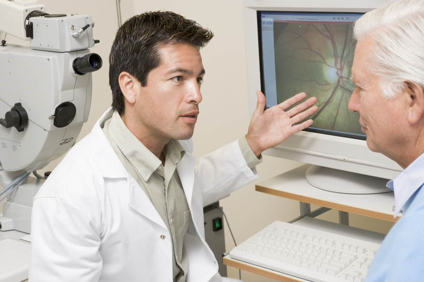 Диагностическая сопоставимость показателей оптической когерентной томографии и стандартной автоматизированной периметрии при первичной открытоугольной глаукоме