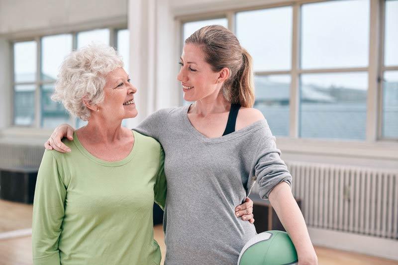 Влияние интенсивных физических тренировок на состояние здоровья пациентов с деменцией