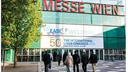 50-й Международный конгресс по заболеваниям  печени ILC-2015: именитые юбиляры и новые рекомендации EASL