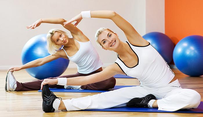 Регулярные физические упражнения облегчают симптомы астмы
