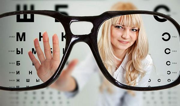 Фокусируя взгляд на проблеме зрения