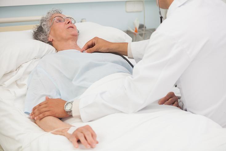 Влияние комбинации блокатора рецепторов  ангиотензина и ингибитора неприлизина (LCZ696) на вид смерти больных с СН по сравнению с эналаприлом