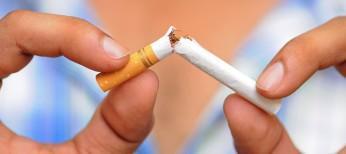 Влияние курения на ограничение воздушного потока у лиц с БА и неактивным туберкулезом