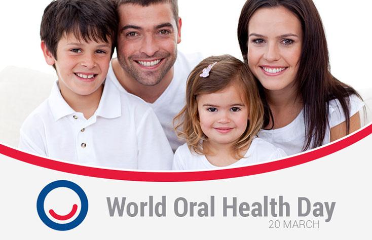 20 марта в разных странах отметили Всемирный день здоровья ротовой полости