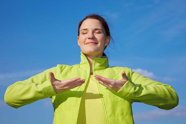 Обзор исследований влияния дыхательных упражнений насостояние пациентов с ХОЗЛ