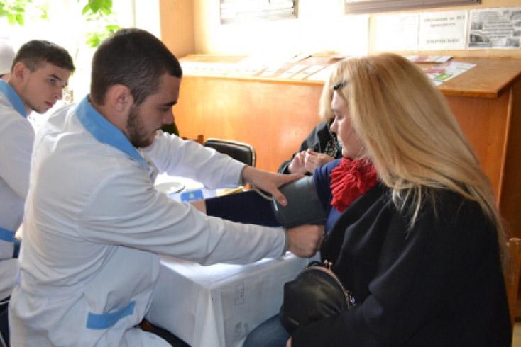 В Україні стартує  проект «Майстерня здоров'я» для діагностики та профілактики діабету за підтримки Санофі в Україні
