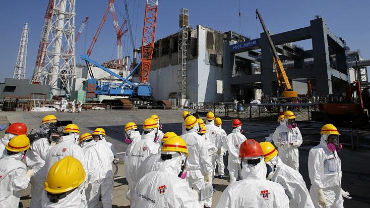 Авария на атомной станции «Фукусима»: пять лет спустя