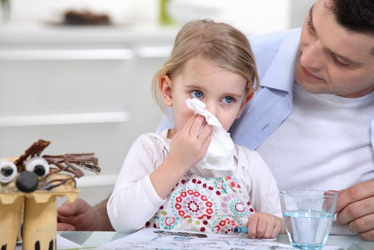 Особенности рациона, ассоциированные с риском развития АР у детей