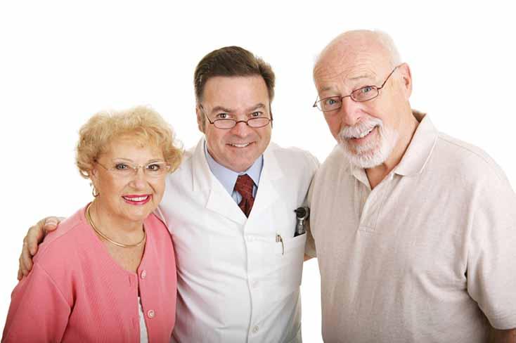 Загальний підхід до медикаментозного лікування пацієнтів похилого та старечого віку