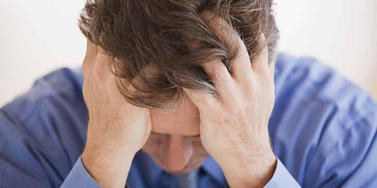 Депрессия повышает риск развития пептической язвы: данные популяционного исследования