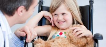 Дитячий церебральний параліч: сучасні підходи  до діагностики, лікування іпринципи реабілітації
