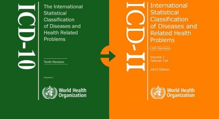 11-й перегляд Міжнародної класифікації хвороб: у центрі уваги захворювання печінки