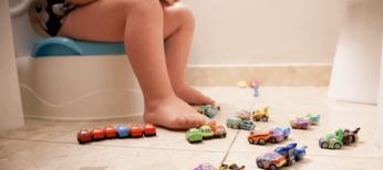 Особенности функционального запора удетей раннего возраста