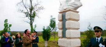 На Харківщині встановлено пам'ятник основоположнику травматології Є.Й.Мухіну