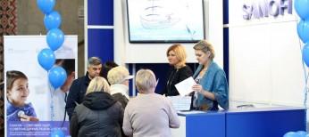 Санофі долучається до боротьби з діабетом в Україні