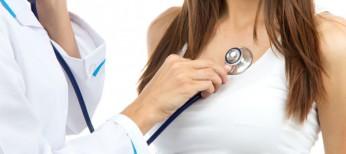 Труднощі диференційної діагностики при бронхіальній астмі