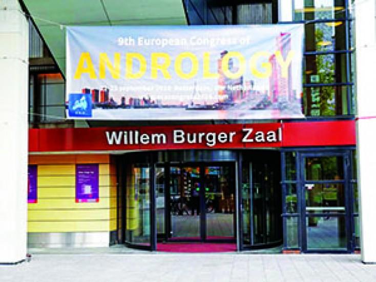 Новини 9-го Європейського андрологічного конгресу