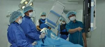 Реваскуляризація міокарда у пацієнтів з ішемічною кардіоміопатією