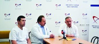 Реалізація новітніх європейських методик  вукраїнській кардіохірургії