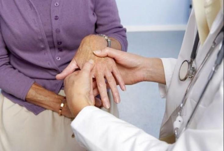 На прийомі в сімейного лікаря: складний діагноз псевдоподагри