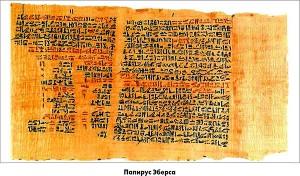 papirus Ebersa