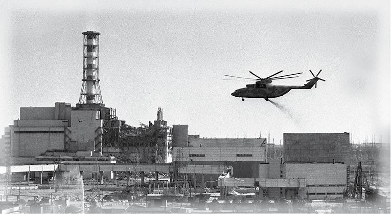 Чорнобильська катастрофа та тиреоїдна патологія: 30 років потому